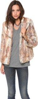 Alice + olivia Annistyn Faux Fur Jacket