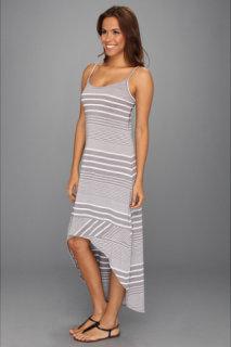 Allen Allen Long Cami Diagonal Dress