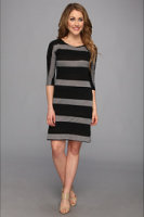 Allen Allen Stripe Dress