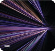 Allsop Mouse Pad Tech Purple Stripes