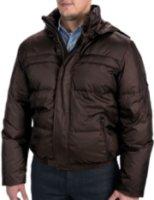 Andrew Marc Artica Down Feather Coat