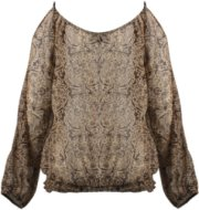 Angie Peasant Blouse