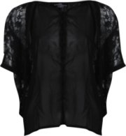 Angie Sheer Blouse