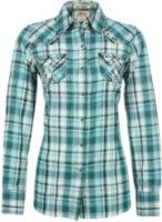 Ariat Collins Long Sleeve Plaid Western Shirt
