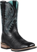 Ariat Exotic Smooth Quill Ostrich Quickdraw