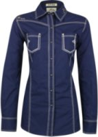 Ariat Long Sleeve Embroidered Western Shirt