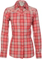 Ariat Long Sleeve Floral Embroidered Western Shirt