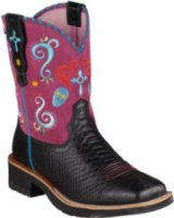 Ariat Showbaby Fiesta Square Toe Boots