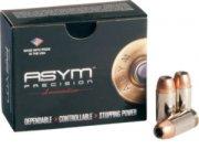 Asym Ammo Tactical Handgun Ammunition