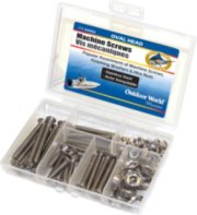 Bass Pro Shops Offshore Angler Stainless Steel Machine Screw Kit