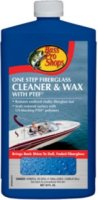 Bass Pro Shops One Step Fiberglass Cleaner & Wax with PTEF