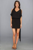 BCBGeneration Asymmetrical Hem Dress KUD62A89