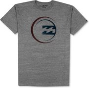 Billabong Alignment Crew Neck Short Sleeve Graphic T-Shirt