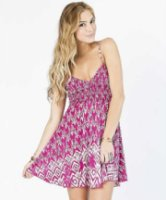Billabong Blissful Dayz Dress