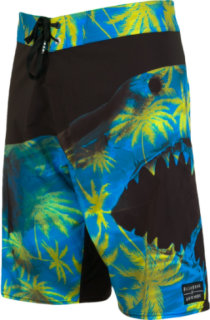 Billabong White Mike Sweet Tooth Boardshort