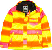 Billabong Neon Collection Method Insulated Jacket