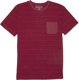 Billabong Shaded Stripe T Shirt