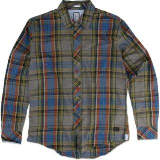 Billabong Shefield Button-Down Flannel Shirt