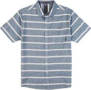 Billabong Stranded Short-Sleeve Button-Down Shirt