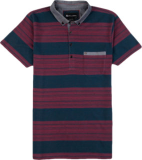 Billabong Suspect Polo Shirt - Short-Sleeve
