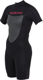 Billabong Synergy 2MM SS SPR Wetsuit