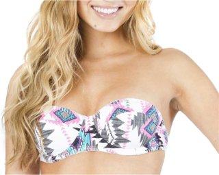 Billabong Tapachula Bandeau Bikini Top