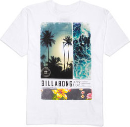 Billabong Vista T Shirt