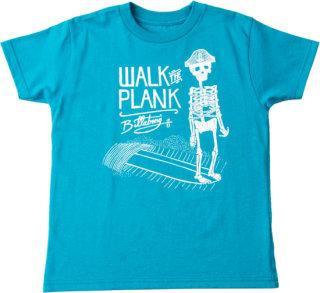 Billabong Walk The Plank T-Shirt Red