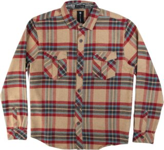 Billabong Woodland Flannel Button-Down Shirt