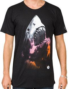 Billabong White Mike Launch T Shirt