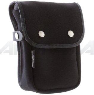 Billingham Delta Pocket for the 225 335 445 Camera Bags Black with Black Trim.