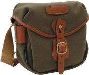 Billingham Digital Hadley Digital or Film SLR Camera Bag with Bellowed Front Pocket Sage