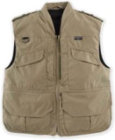 Billingham PhotoVest Small (Chest Size to 44 ) Color: Stone