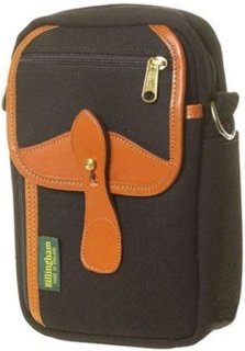 "Billingham Stowaway Series ""Airline"" Waist Style All Purpose Pouch Black."