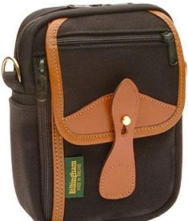 """Billingham Stowaway Series """"Compact"""" Waist Style All Purpose Pouch Black."""