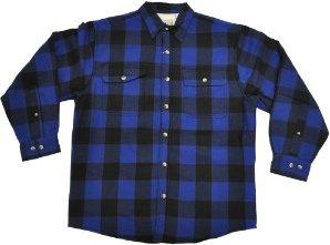 Bimini Bay Flannel Shirt with Sherpa Lining