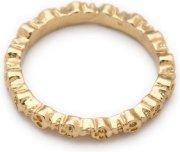 Bing Bang Eternity Skull Ring