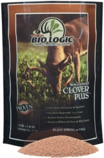 Biologic Clover Plus Wild Game Seed