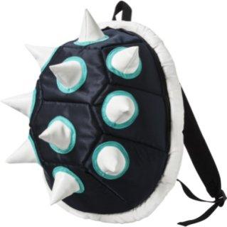 Bioworld Spike Shell Backpack - Blue/White