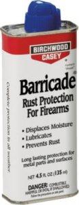 Birchwood Casey Barricade Rust Protection For Firearms 4.5-Oz