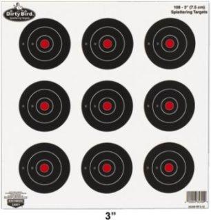 Birchwood Casey Dirty Bird Gun Splattering Targets