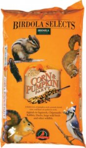 Birdola Products Corn And Pumpkin Party Mix