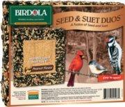 Birdola Products Duo Cake Bird Feed
