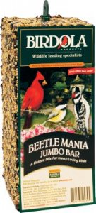 Birdola Products Jumbo Cake Bird Feed