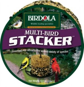 Birdola Products Stacker Cakes Bird Feed