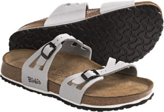 Birkenstock Birki s by Birkenstock Moorea Soft Basic Sandals