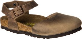Birkenstock Messina Oiled Leather Shoe-Narrow