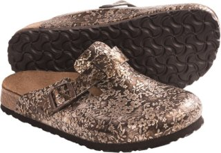 Birkenstock Papillio by Birkenstock Boston Floral Clogs