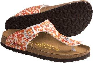 Birkenstock Papillio by Birkenstock Gizeh Tropic Sandals