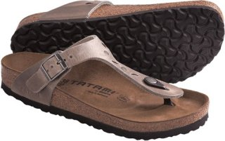 Birkenstock Tatami by Birkenstock Gizeh Studs and Stitches Sandals